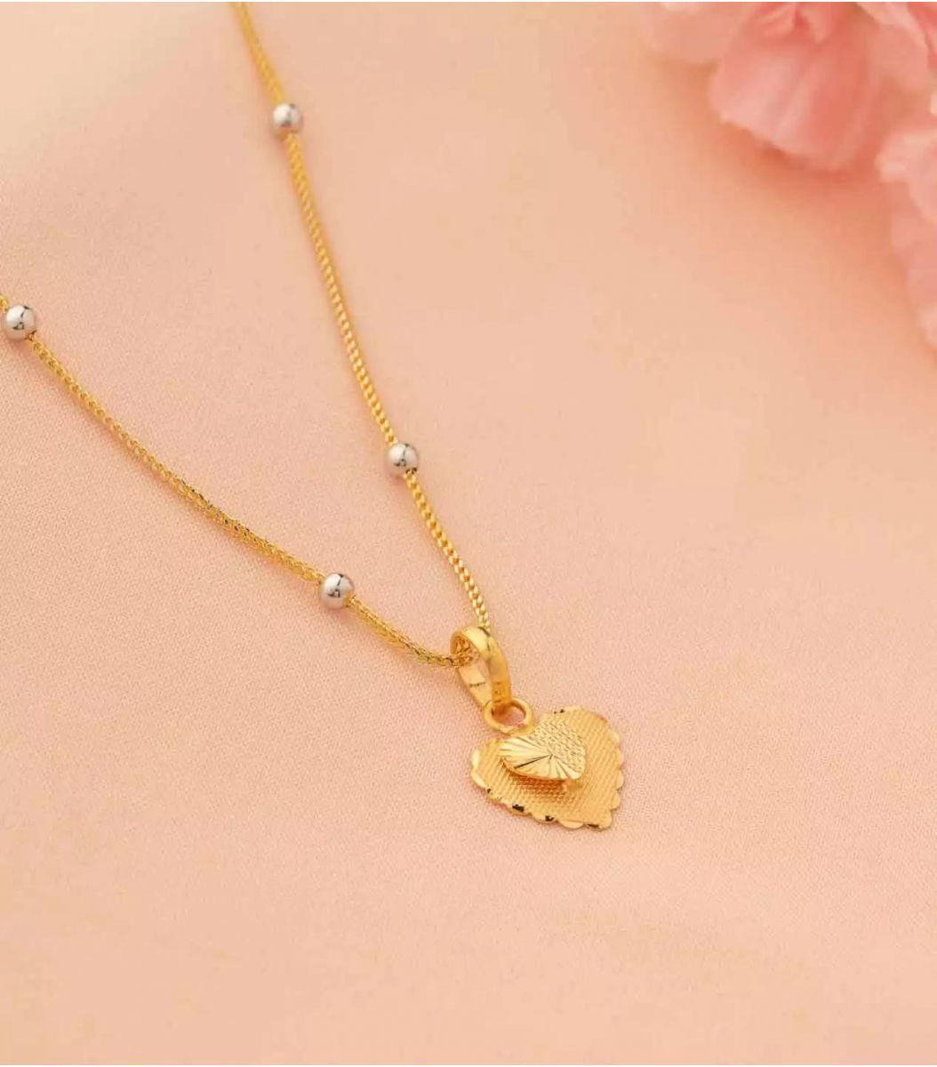 Gold Chain Pendant-CP605367