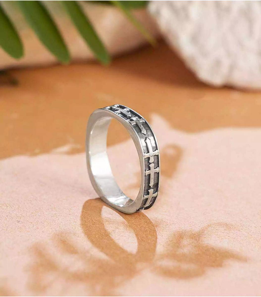 Silver Thumb Ring FJ1667784