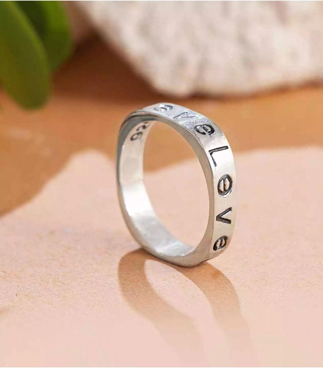 Silver Thumb Ring FJ1667895