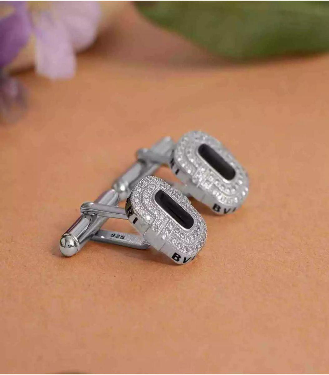 Silver Cufflinks FJ1720237