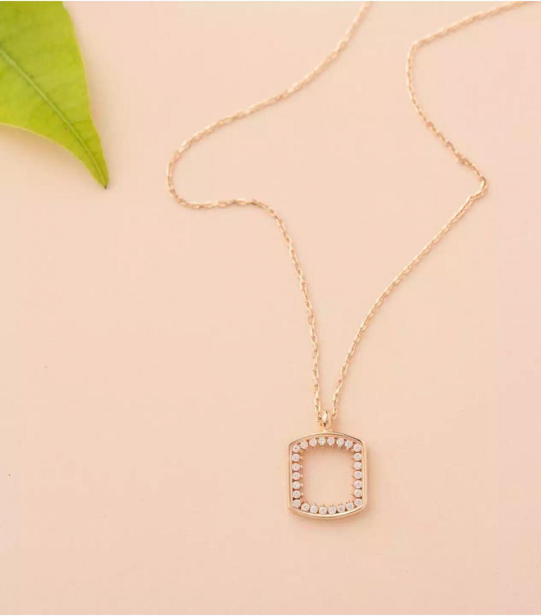 Silver Fancy Chain Pendant FJ1796751