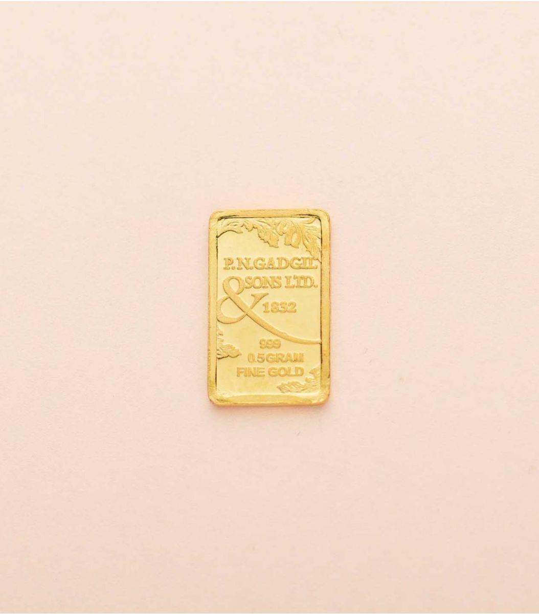 Gold Chip-0.5GM