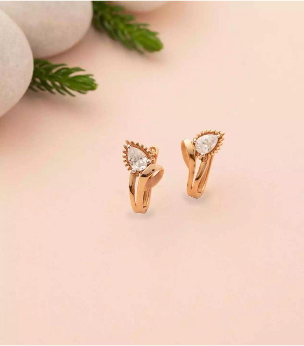 Gold EarRings-RIN602012